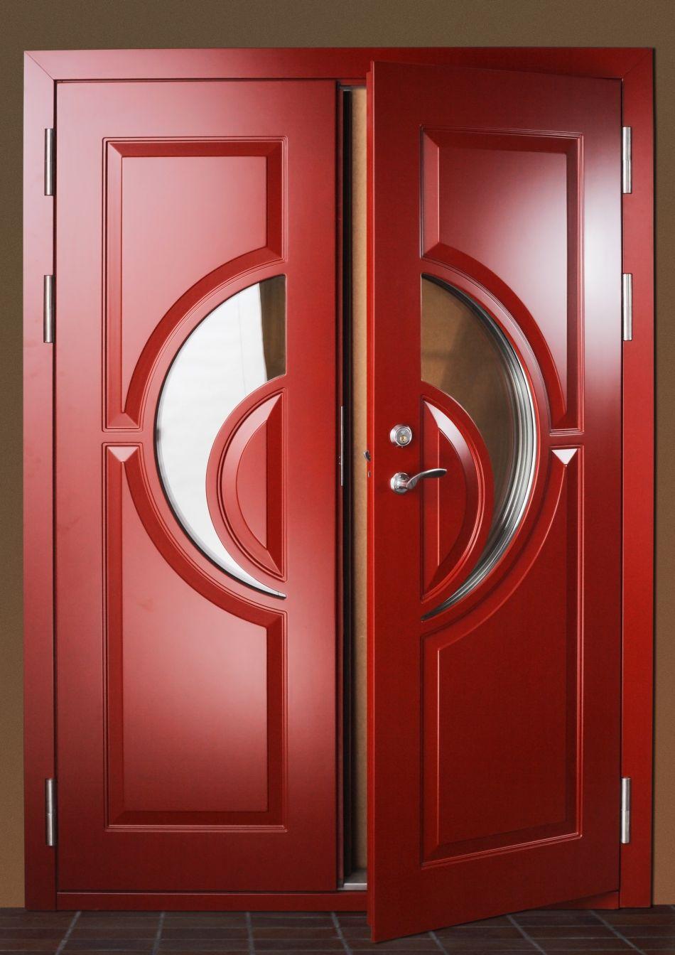Security Exterior Door For Luxury Villa For Total Theft Prevention