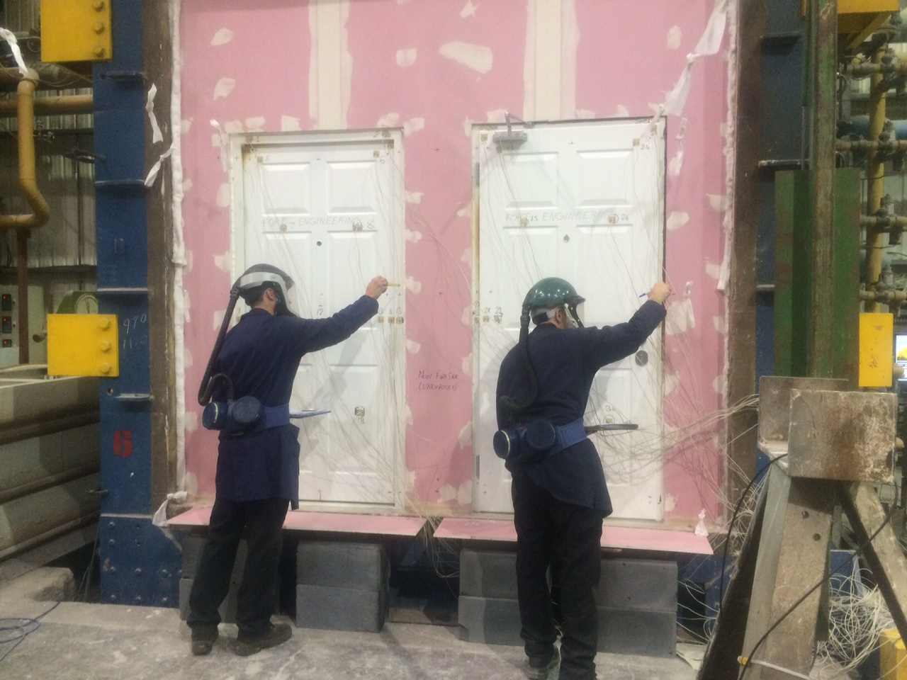 Security Doors Tested And Certified 006