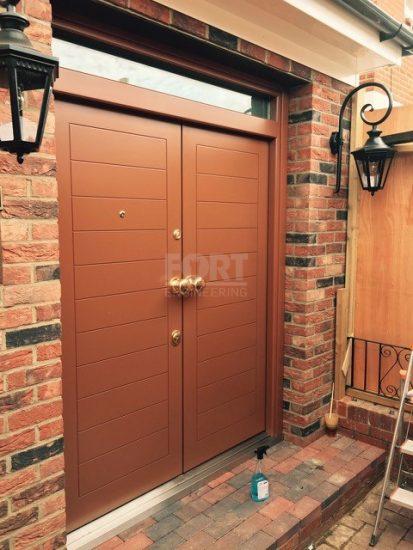 Uk Security Door Manufacturer 061 1