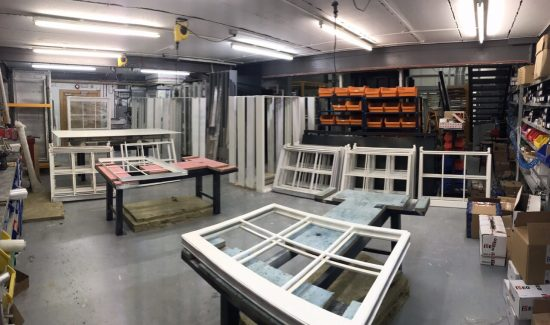 Fort Security Frames And Sash Windows Ready For Assembly 2