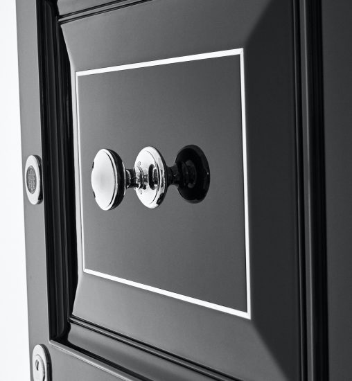 Fort Security Front Door With Keypad Locking System