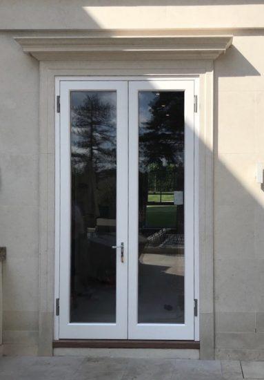 Fort Security Glass Patio Door