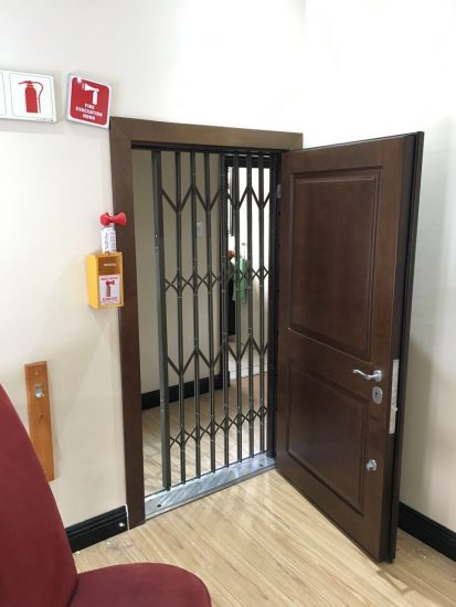 Fort Security Jewelry Safe Room
