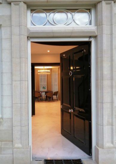 Fort Security Replica Front Door With 100� Gloss