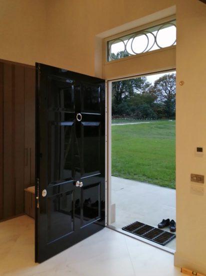 Fort Security Replica Front Door With 100� Gloss Inside