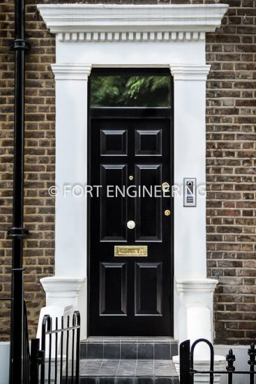Fort Engineering Security Doors (1 Of 54)