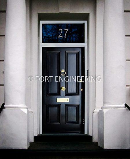Fort Engineering Security Doors (10 Of 54)