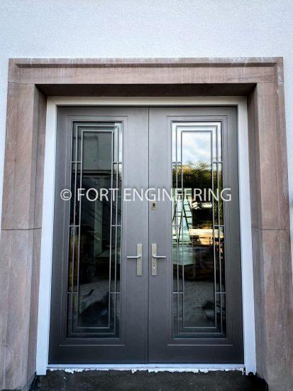 Fort Engineering Security Doors (16 Of 54)
