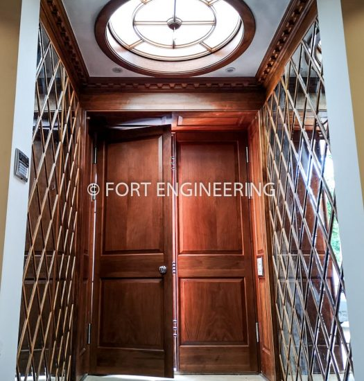Fort Engineering Security Doors (22 Of 54)