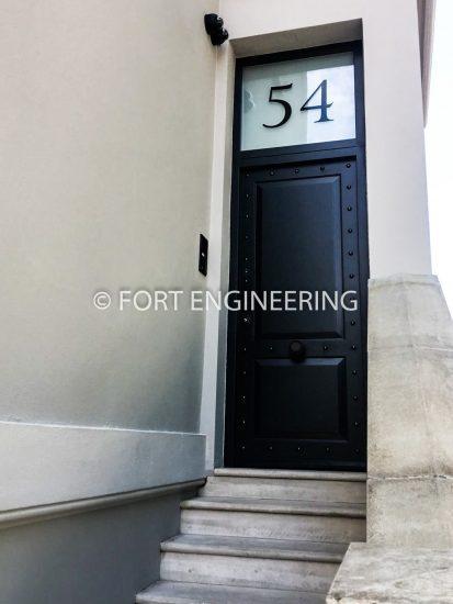 Fort Engineering Security Doors (27 Of 54)