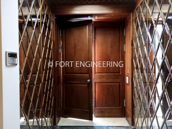 Fort Engineering Security Doors (28 Of 54)