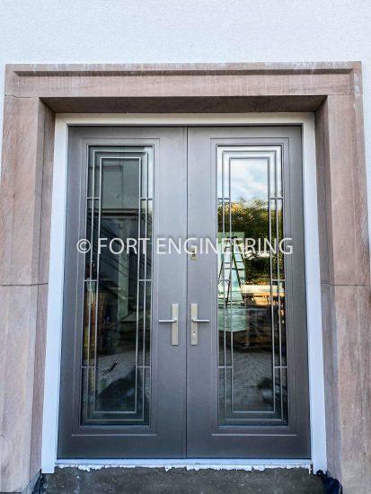 Fort Engineering Security Doors (32 Of 54)