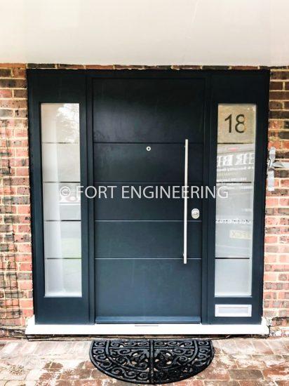 Fort Engineering Security Doors (39 Of 54)