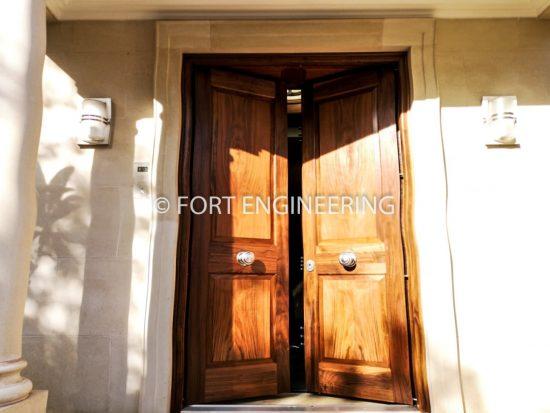 Fort Engineering Security Doors (40 Of 54)