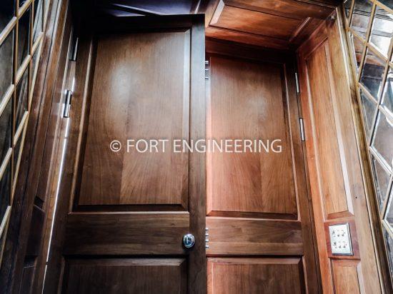 Fort Engineering Security Doors (41 Of 54)