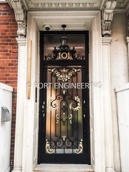 Fort Engineering Security Doors (44 Of 54)
