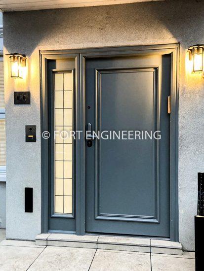 Fort Engineering Security Doors (45 Of 54)