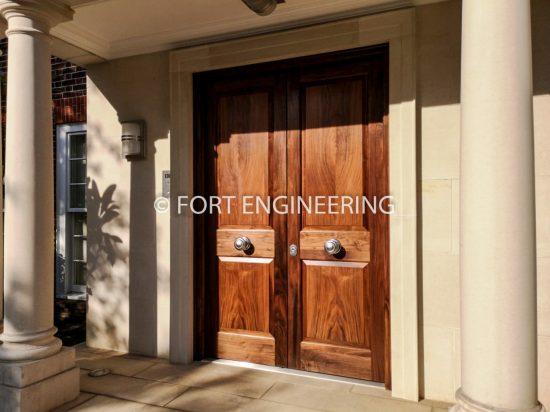 Fort Engineering Security Doors (46 Of 54)