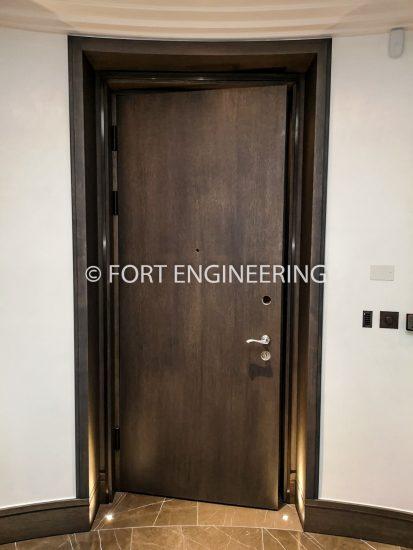Fort Engineering Security Doors (48 Of 54)