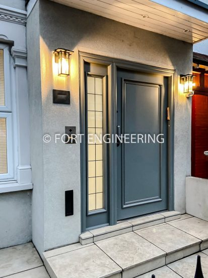 Fort Engineering Security Doors (51 Of 54)
