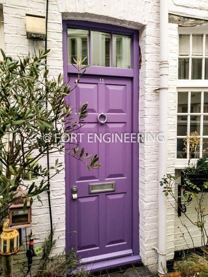 Fort Engineering Security Doors (52 Of 54)