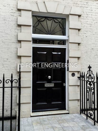 Fort Engineering Security Doors (7 Of 54)
